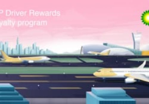 BP Driver Rewards promo video