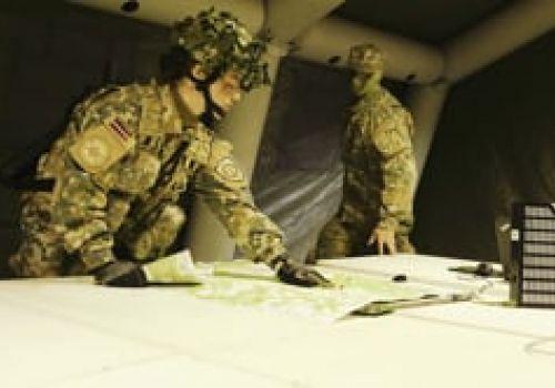 Latvian armed forces - HR management