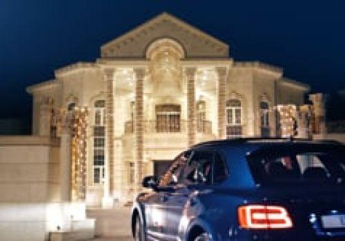 Bentley Bentayga TVC