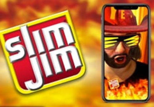 """Slim Jim Turns Fans into Randy """"Macho Man"""" Savage at Comic-con with AR Camera Effect on Snapchat"""