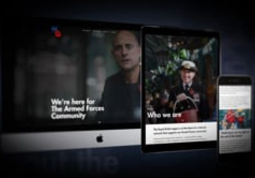 Royal British Legion case study video