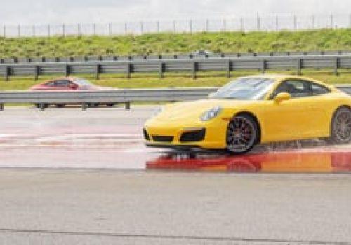 Porsche Driving Experience - Atlanta