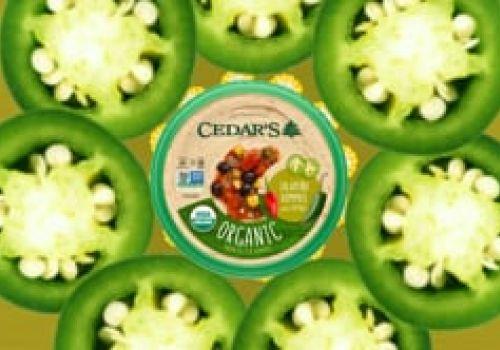 "Cedar's ""Now You Know"": Jalapeno"