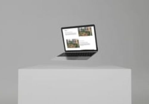 Vicson Digital - Website Animations