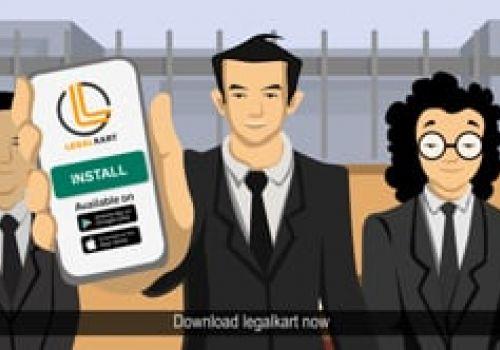 Legalkart App explainer AV