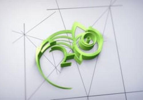 Vicson DIgital created logo for hameleon llc