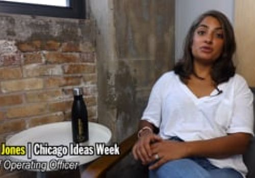 Chicago Ideas Week's Sona Jones on working with Table XI