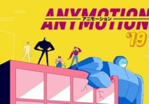 Anymotion 2019 - Opening Title