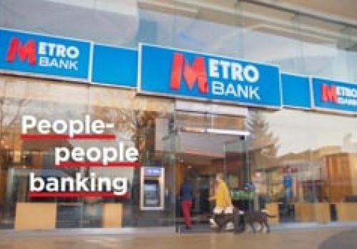 Metro Bank 'People-People Banking'