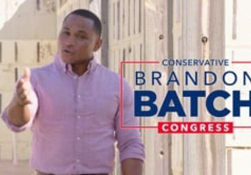 Brandon Batch Congressional Campaign Announcement