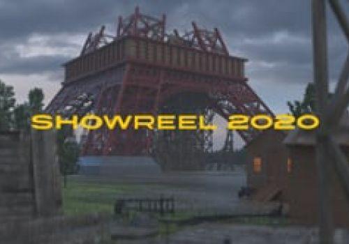 WEEDESIGN   SHOWREEL 2020