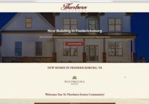 Thorburn Estates Website