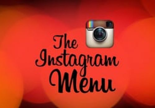 Instagram Menu Case Study - Cannes Lions