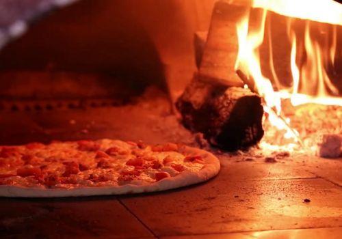 Brooklyn Pizza - Moroccan Chicken Pizza