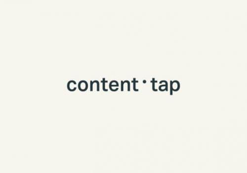 ContentTap promo