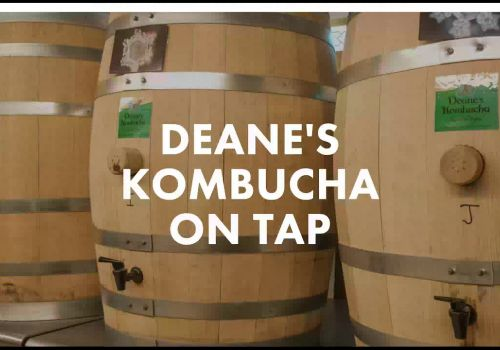 Deane's Kombucha