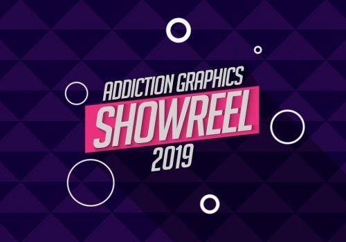 AGFX Showreel 2019