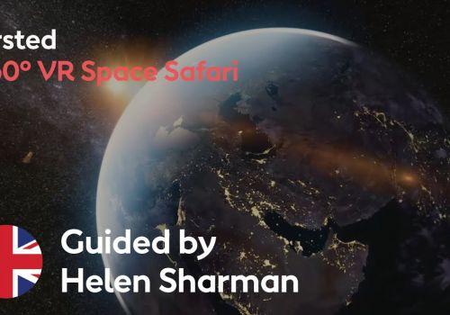 360° VR Space Safari with Helen Sharman