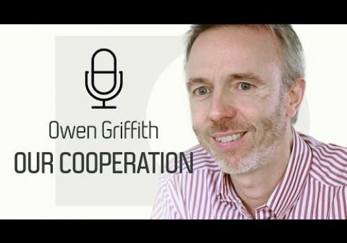An interview with Owen Griffith | Our cooperation | Future Processing