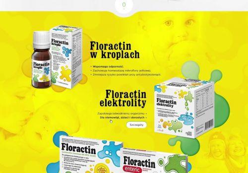 FLORACTIN - PREZENTACJA