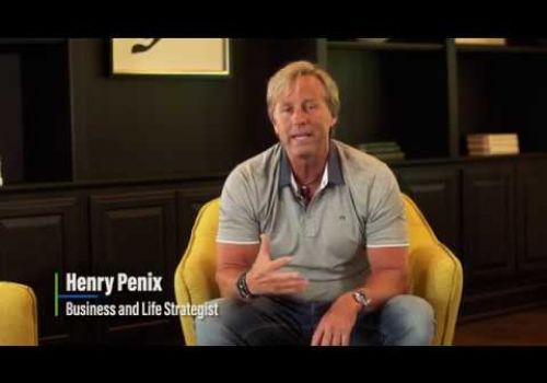 Henry Penix Business and Life Strategist