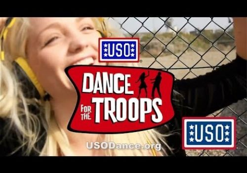 Dance for the Troops - Commercial