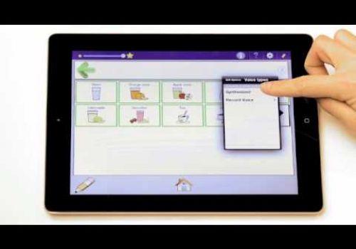 AutisMate Video Tutorial: Customizing Sentence Builder