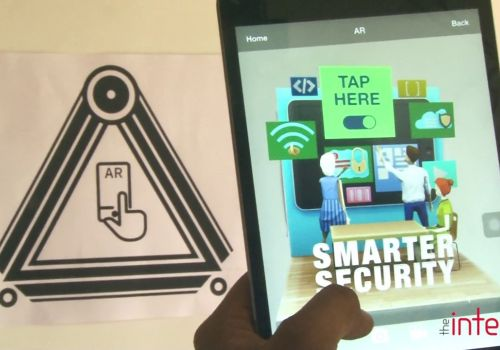 IIF - Augmented Reality (AR) for Events & Exhibition