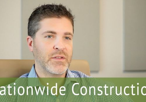 Thrive Construction Internet Marketing - Nationwide Construction Client Testimonial