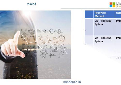 MindQuad Corporate Profile- Microsoft Dynamics Enterprise Solutions