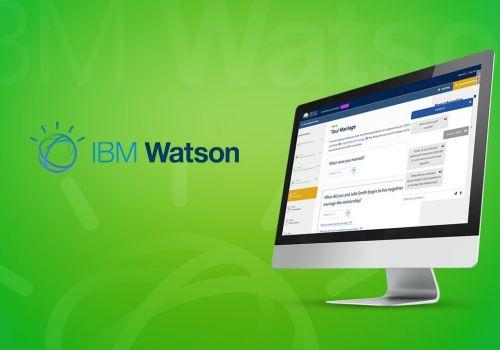 IBM Watson Powered AI Chatbot Web Application Demo