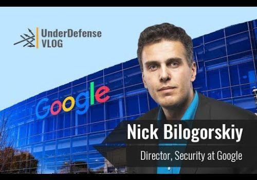 Security guru from Facebook,Juniper & Google|Топ поради Ніка Білогорського|Top tips Nick Bilogorskiy