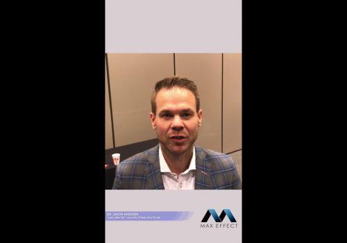 Max Effect Marketing Testimonial - Dr. Jason Weigner