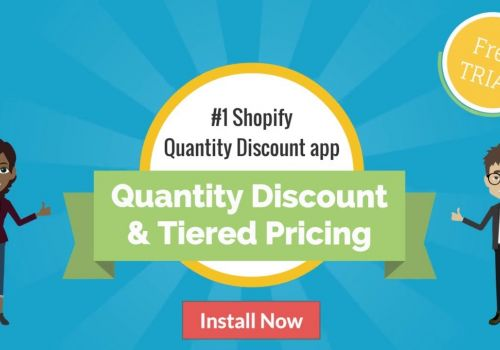 Shopify Quantity Discount and Tiered Pricing App by SpurIT