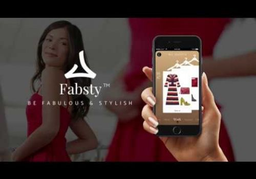 Fabsty product video