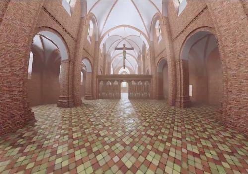 Esrum Kloster - Case Video