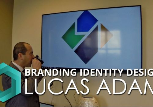 Logo / Branding Design Testimonial by Lucas Adam Financial | Clicc Media Inc