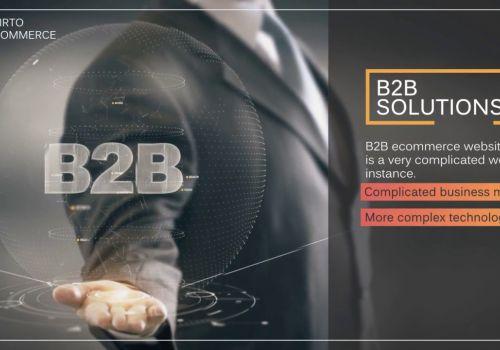 Enterprise B2B eCommerce Platform | Virto Commerce