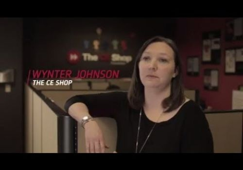 The CE Shop Testimonial