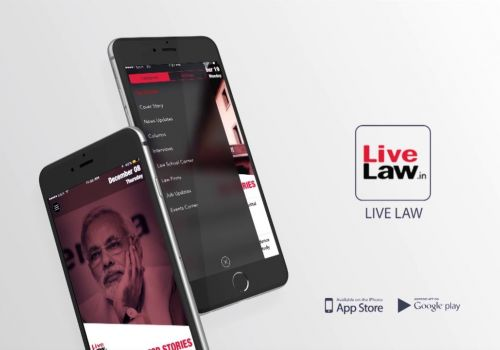 Live Law - India's fastest legal news app