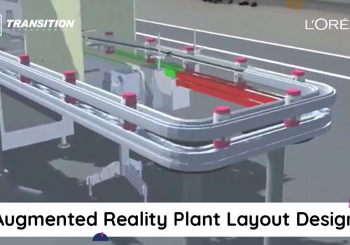 TTPSC - Augmented Reality Plant Layout Design for L'Oreal by TTPSC