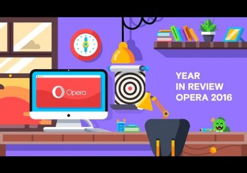 What has changed in the Opera browser in 2016? | BROWSER FOR COMPUTER | OPERA