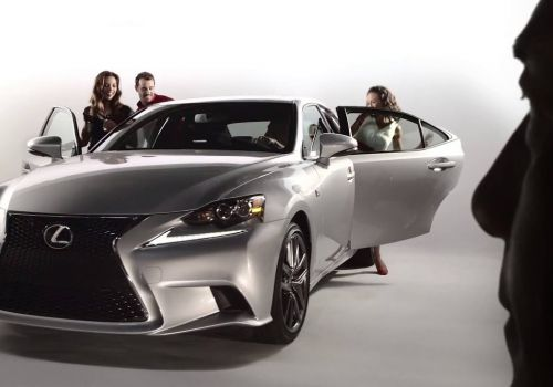 2014 Lexus IS Commercial