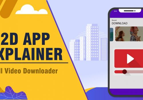 App Explainer | All Video Downloader | Essence Studios