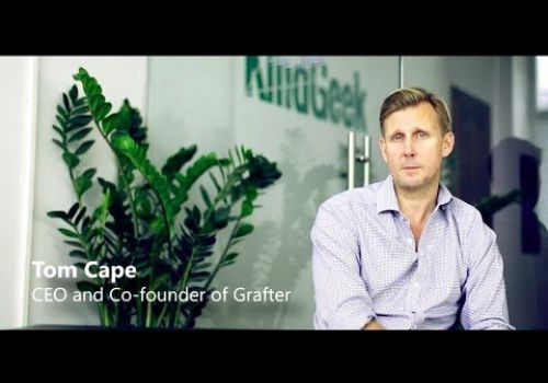 KindGeek Client Testimonial: Tom Cape CEO and Co-founder of Grafter