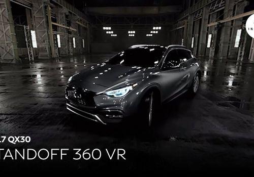 Standoff 360° VR Experience — INFINITI QX30