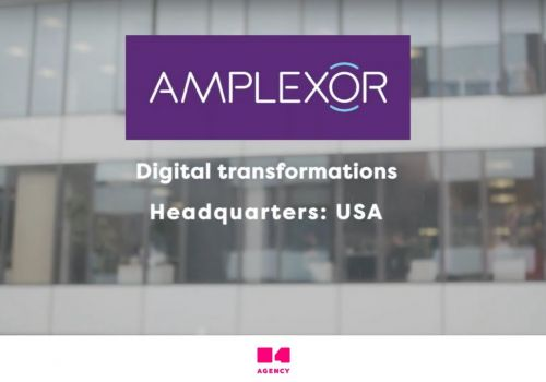 AGENCY04 Client Talks: AMPLEXOR
