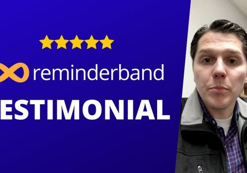 Reminderband Testimonial - The Source Approach