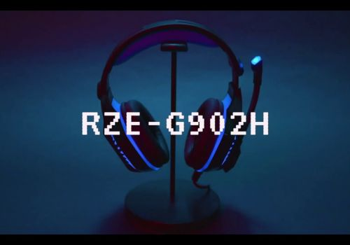 TOSHIBA Gaming Headset RZE-G902H | For PS4, XBOX One, PC, Tablets & Phones