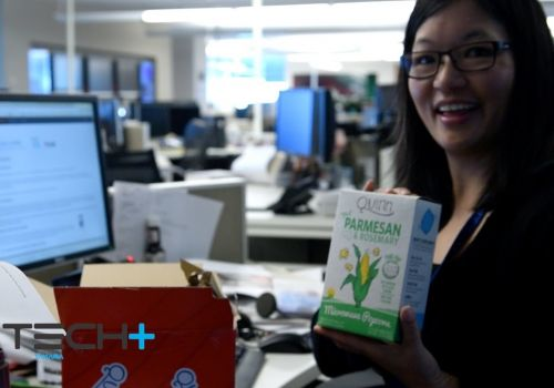 Follow a package from order to delivery with Tech+'s Tamara Chuang